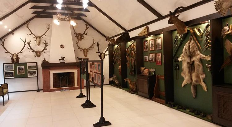 Историко-этнографический музей охоты