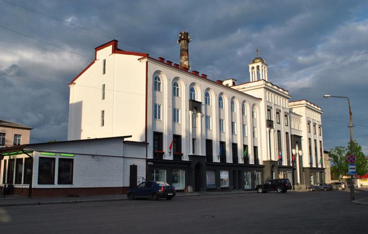 Здание бывшего управления православной церкви Финляндии