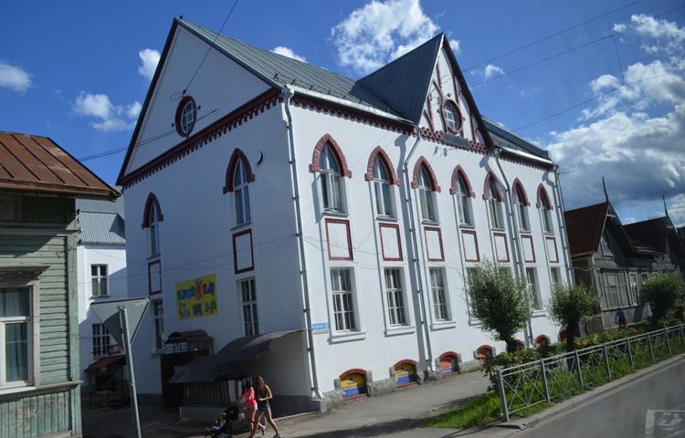 Здание издательства «Дом Библии»