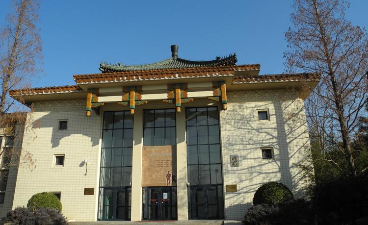 Сельскохозяйственный музей Китая