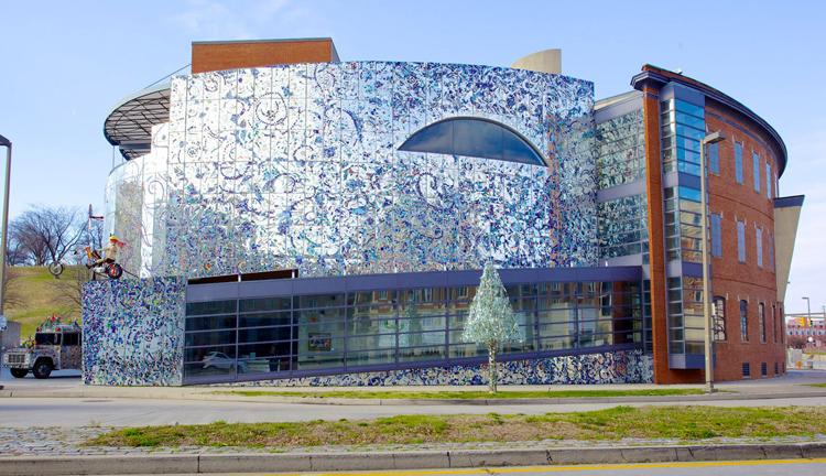 Американский музей визионерского искусства