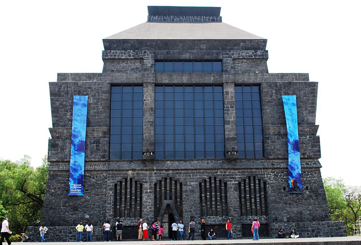 Анагуакалли музей