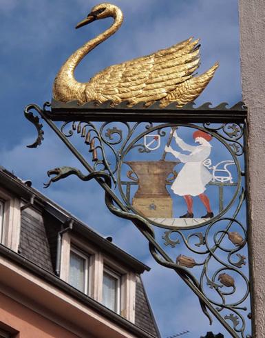 Аптека Лебедя