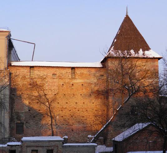 Башня Чарторыйских