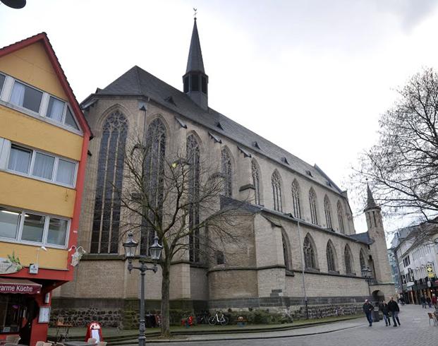 Церковь святого Реми