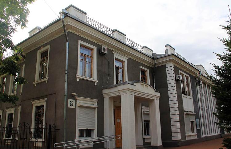 Научная библиотека имени Шолом-Алейхема
