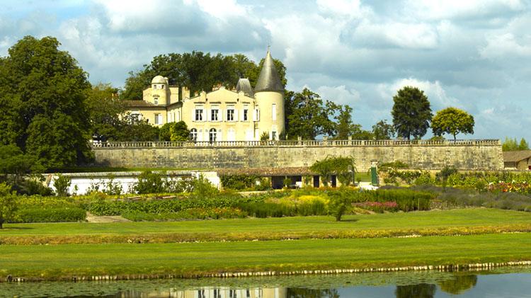 Замок Лафит Ротшильд