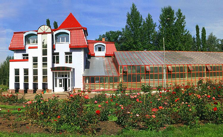 Башкирский ботанический сад