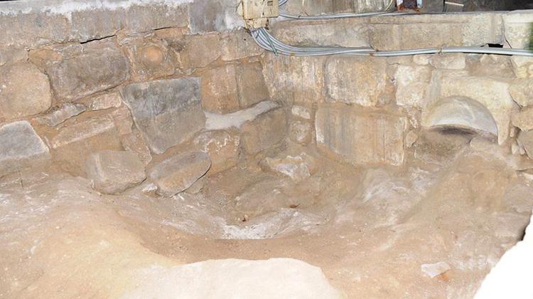 Руины монастыря Думио