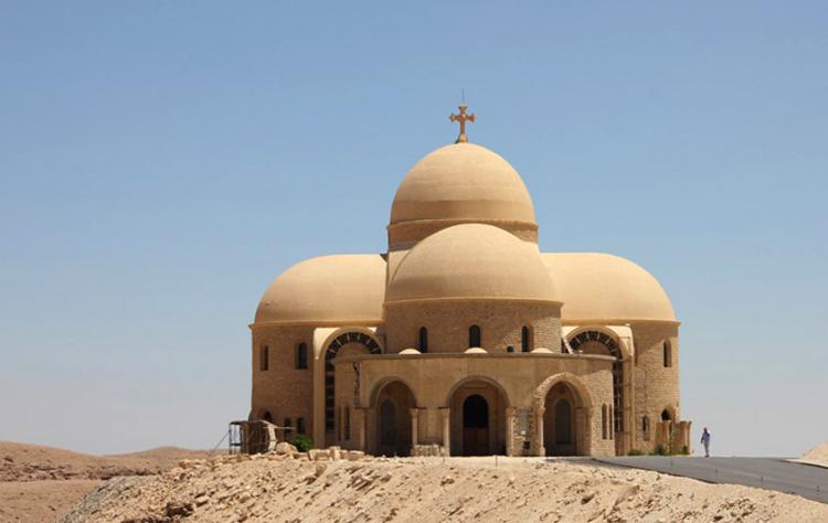 Монастырь Святого Павла Фивейского