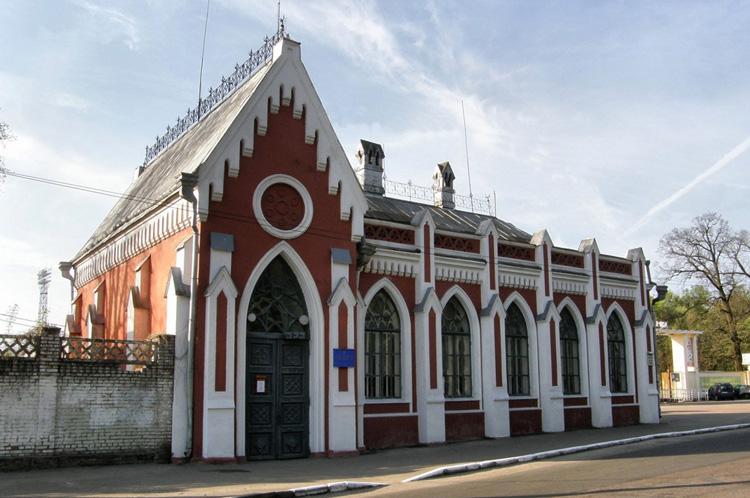 Дом Тарновского