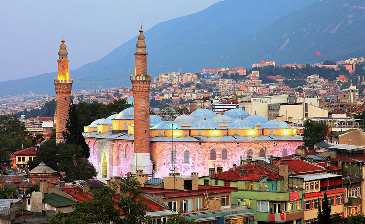 Мечеть Улу-Джами