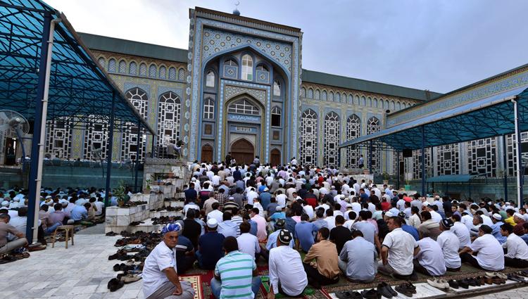 Центральная соборная мечеть имени Ходжи Якуба