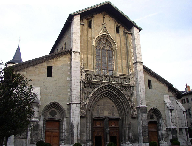 Кафедральный собор Святого Франциска Сальского