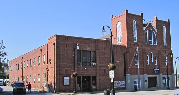 Церковь Эбенезер