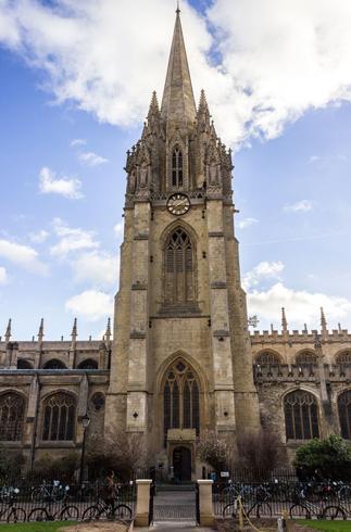 Церковь Святой Девы Мар