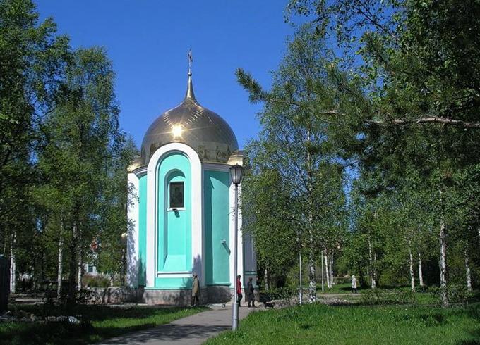 Часовня Благоверного князя Александра Невского
