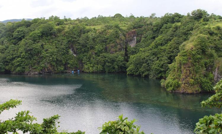 Фьорды Новой Гвинеи