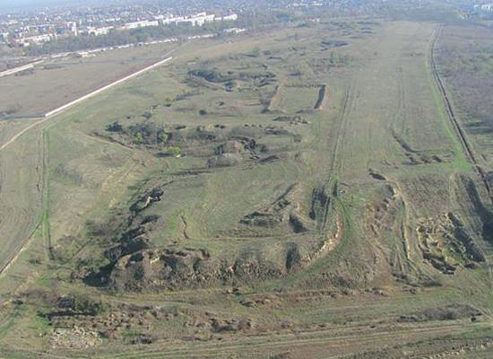 Турецкая крепость
