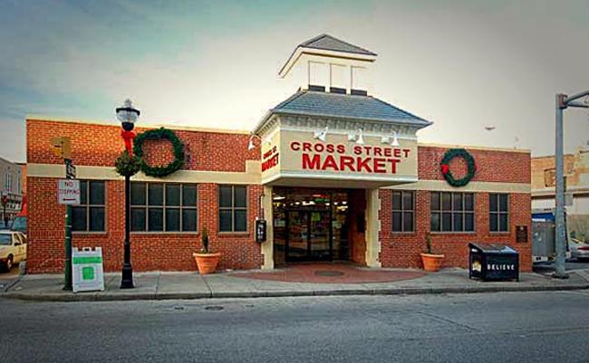 Рынок Кросс-стрит