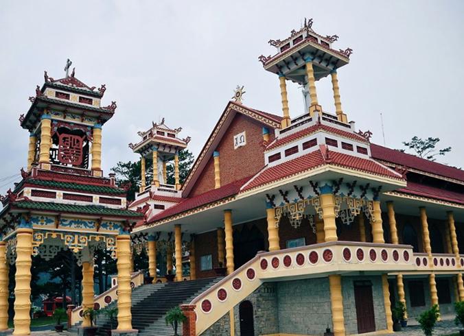 Католическая церковь Ду Синх