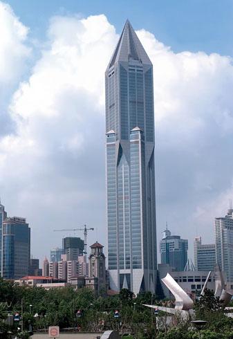 Башня Tomorrow Square