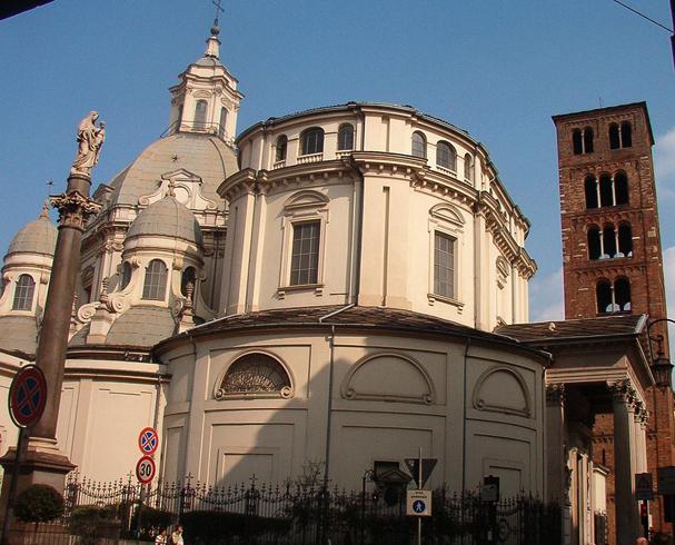 Базилика Консолата