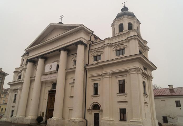 Собор Успения Девы Марии и Святого Станислава