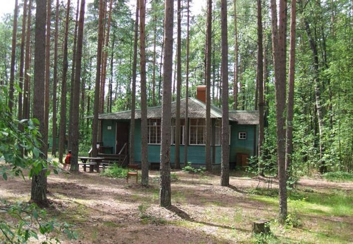 Дачный домик Ахматовой