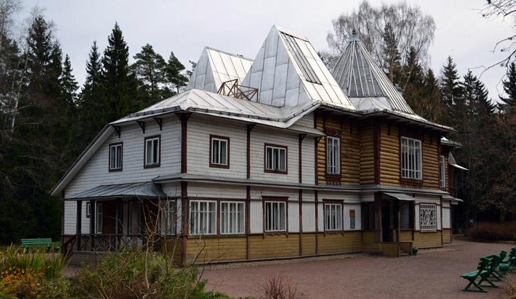Музей – усадьба И.Е. Репина «Пенаты»