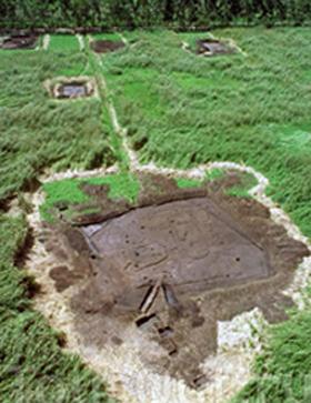 Древнее земледельческое поселение Кука