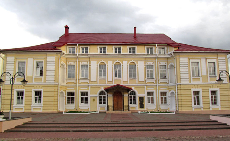 Дворец архиепископа Георгия Конисского