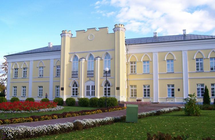 Кричевский дворец Потемкина