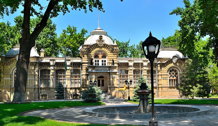 Дворец Романовых