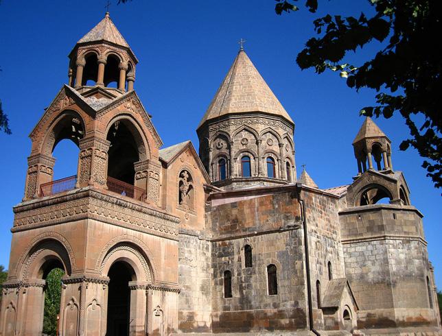 Эчмиадзинскийкафедральный собор
