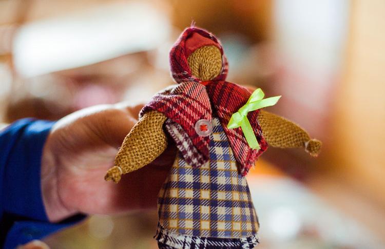Эко-музей белорусской куклы