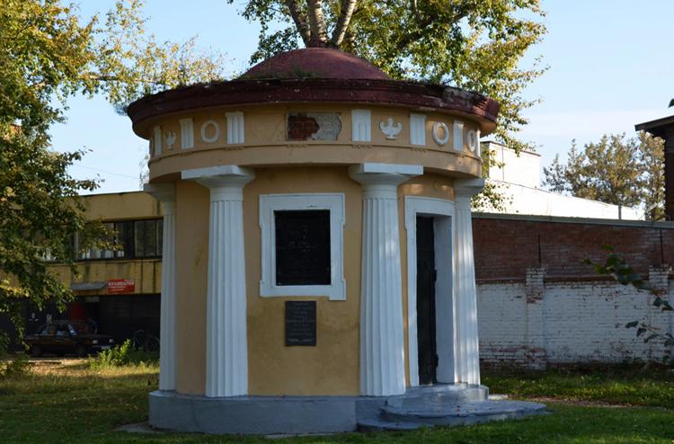Гробница братьев Ребиндеров