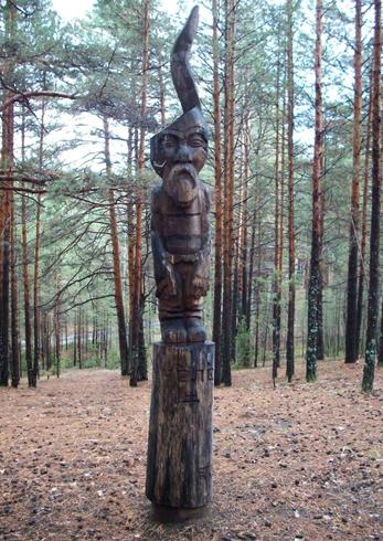 Этнокультурный парк «Сувар»