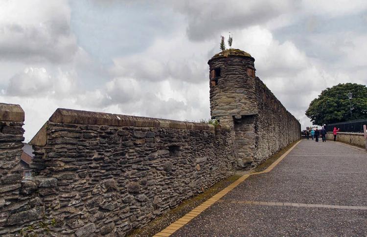 Городская стена Лондондерри