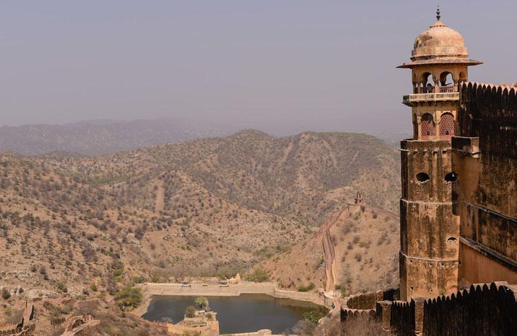 Форт-крепость Джайгарх