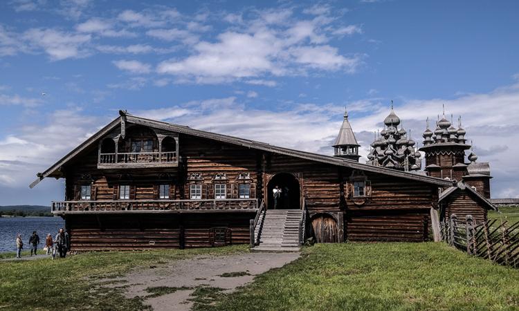 Дом Нестора Ошевнева
