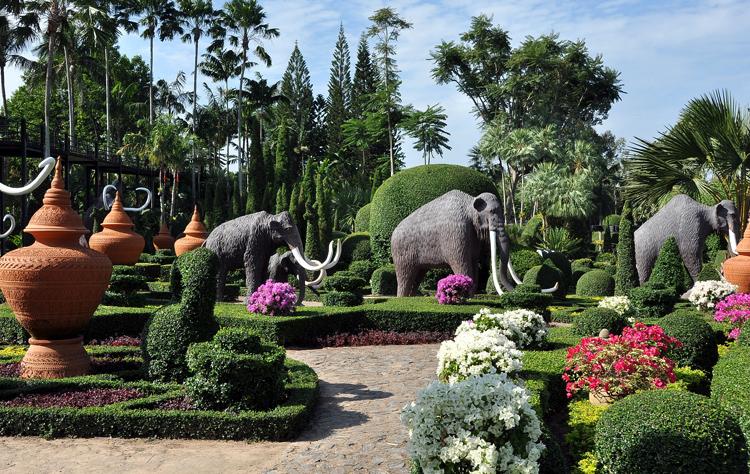 Тропический парк «Нонг Нуч»