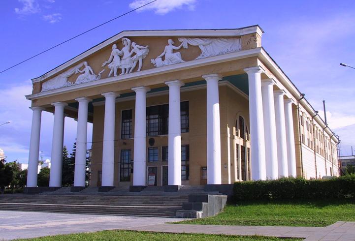 Драматический театр им. К.Иванова