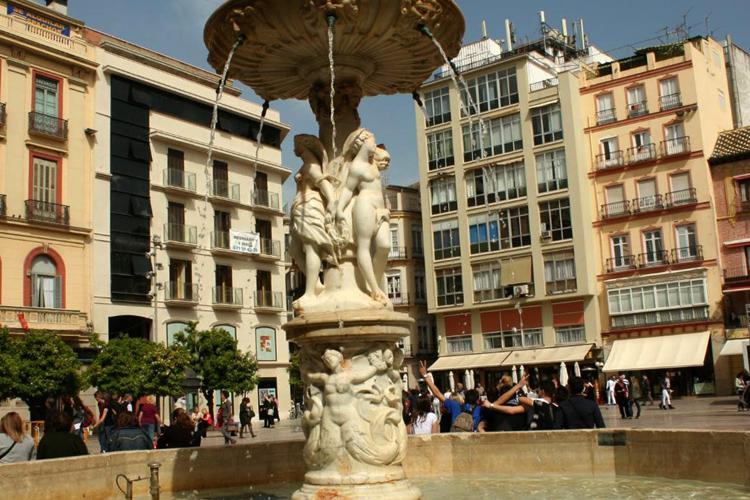 Генуэзский фонтан