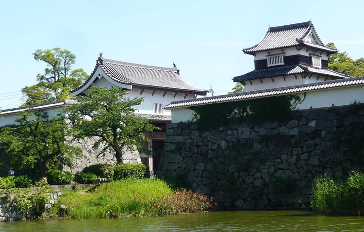 Замок Фукуока