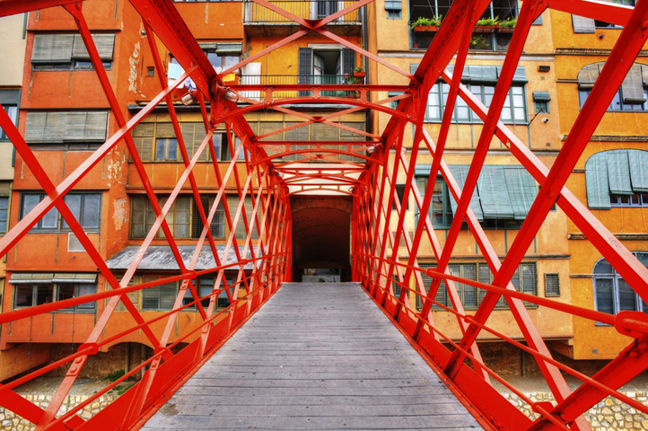 Железный мост