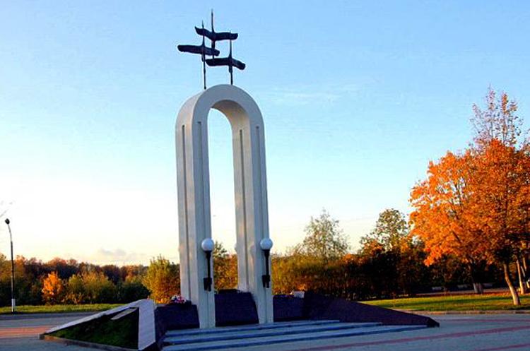 Памятник воинам «Журавли»