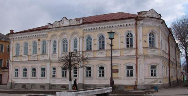 Здание Учительской женской семинарии