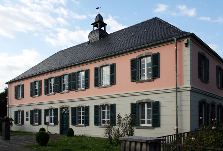 Дом Роберта Шумана