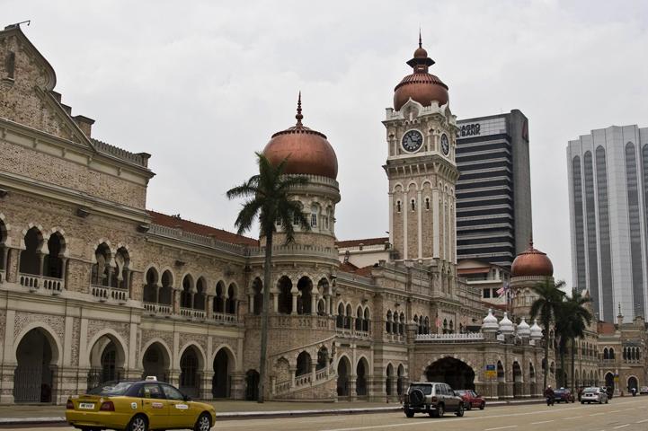 Здание султана Абдул-Самада